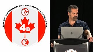 FEIC 2018 Canada - Day 1 - Session 4 (Part 2 of 4): Rob Skiba