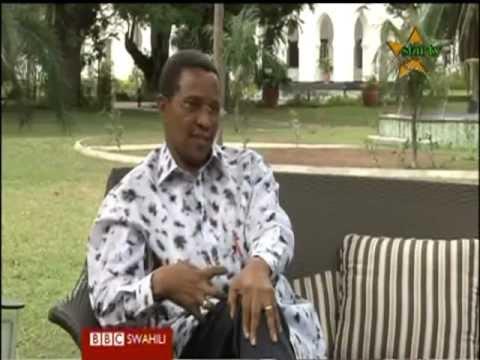 JM KIKWETE NDANI YA BBC SWAHILI  TV.
