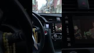 Honda CİİVİC Bİlal sonses Araba Snapleri 33