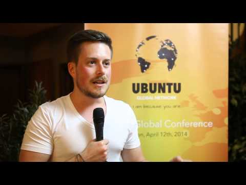 Ubuntu Global Network - Armin Jungschaffer (DE)