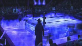 WWE 12' | The Undertaker Entrance Video