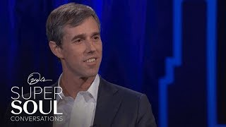 Why Beto O'Rourke Took a Road Trip After Losing the Senate Race | SuperSoul Conversations | OWN