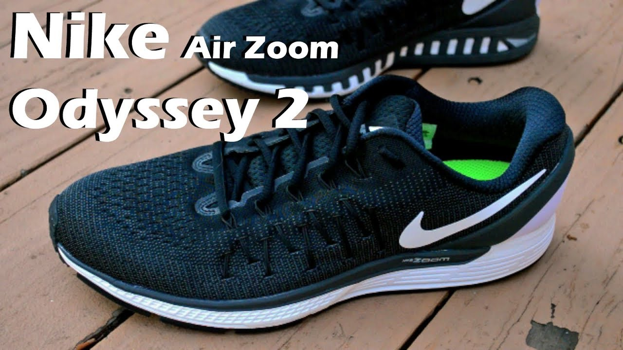 newest 02220 61417 Nike Air Zoom Odyssey 2 Review