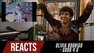 Download Producer Reacts to Olivia Rodrigo - good 4 u