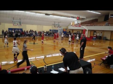 AU Basketball Cardinal Womens VS University of Cincinnati-Clermont