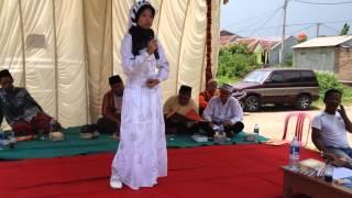Pildacil Tangerang tema mayoritas islam by vivi