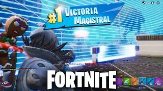 THE CRACK OF THE SNIPER + MASTER VICTORIES!! FORTNITE #9