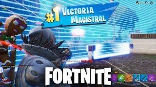 EL CRACK DEL SNIPER + VICTORIAS MAGISTRALES!! FORTNITE #9