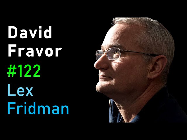 David Fravor: UFOs, Aliens, Fighter Jets, and Aerospace Engineering | Lex Fridman Podcast #122