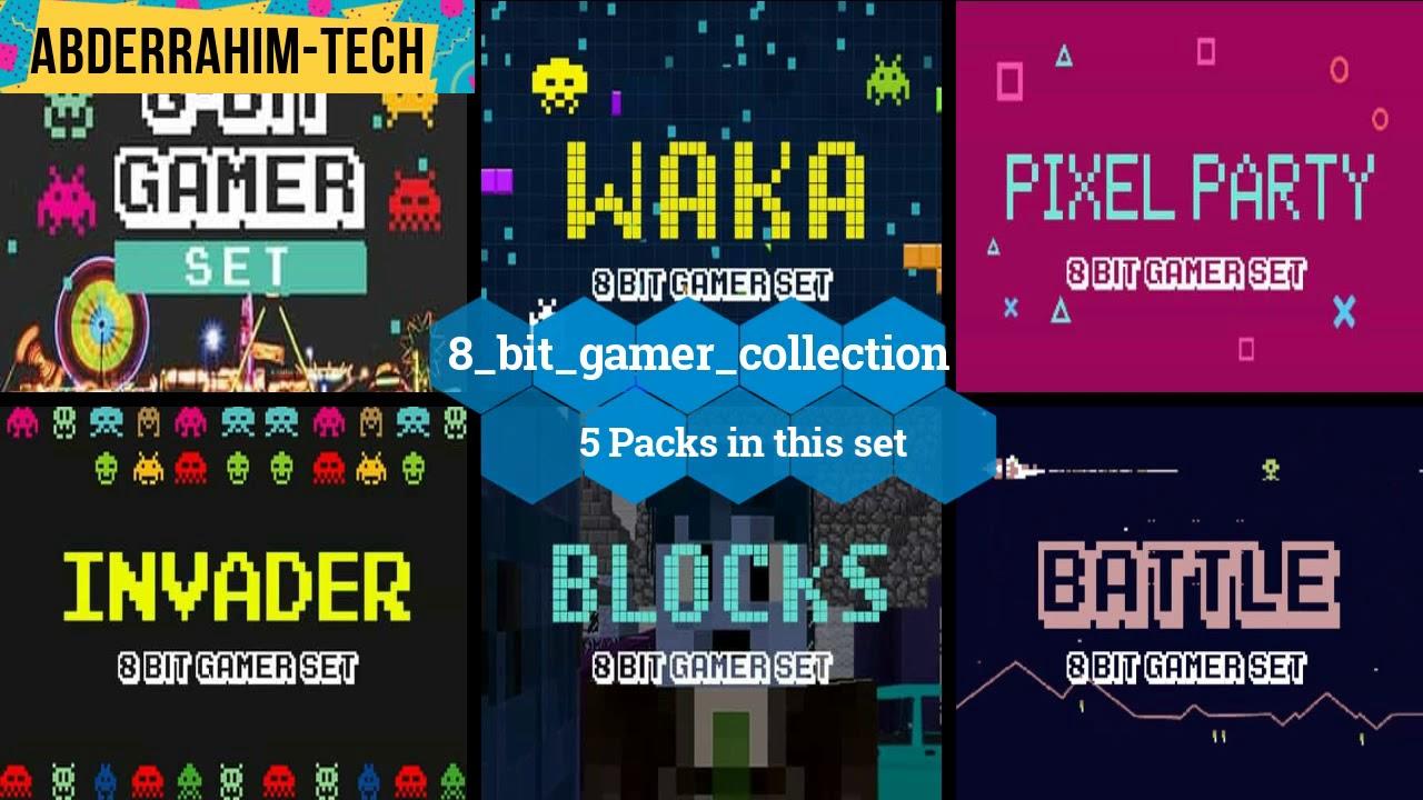 filmora 8 bit gamer download