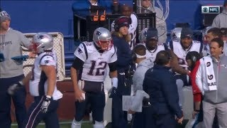 2 Tom Brady Arguments with Assistant Coaches