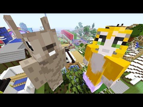 Minecraft Xbox - Funny Bunny [395]