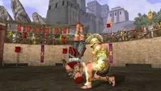 Gods & Heroes: Rome Rising - Gladiator Profile