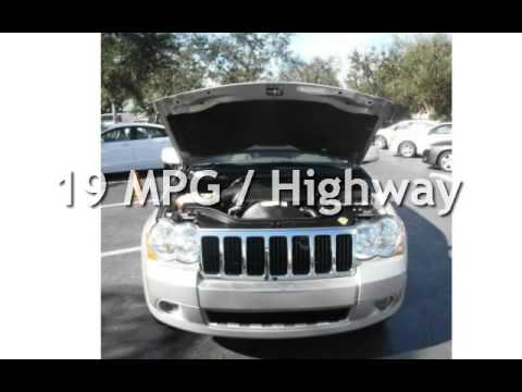 2009 Jeep Grand Cherokee Limited For Sale In Naples Fl