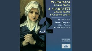 Scarlatti: 6 Concerti grossi (c.1740) / Concerto No. 4 in G minor - 1. Allegro ma non troppo