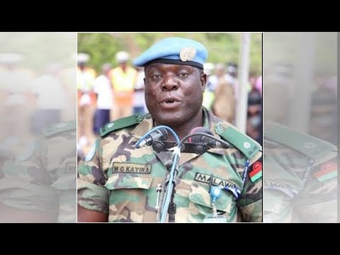21 Malawi army soldiers face military court over misconduct