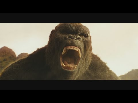 King Kong vs People 2017/Встреча с Конгом