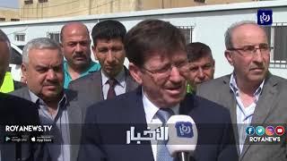وزير الصحة يتفقد مبنى مشروع مستشفى الأميرة بسمة التعليمي الجديد في إربد - (19-4-2018)