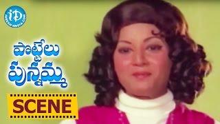 Pottelu Punnamma Movie Scenes - Murali Mohan Meets His Uncle || Mohan Babu || Jayamalini || Sripriya
