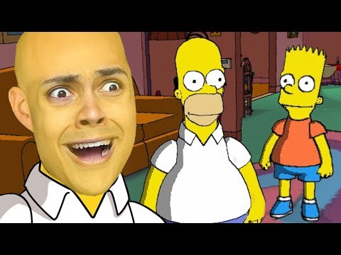 The Simpsons The Official Video Game (The Simpsons Game) [2007]