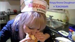 How To Make A Doughnut Icecream Sandwich