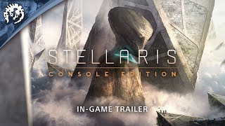 "Stellaris: Console Edition - ""The fall of an Empire"" - In-Game Trailer ESRB"
