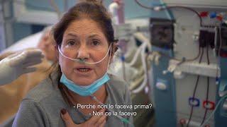 In reparto, le voci dei medici e dei pazienti che affrontano il Covid