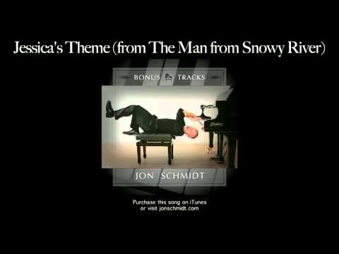 Jessica's Theme from The Man from Snowy River Jon Schmidt piano instrumental
