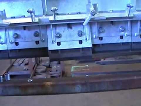 Conveyor Skirt - Segmented EMS Skirt Replacement