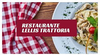 Tv Travel News at Restaurante Lellis Trattoria