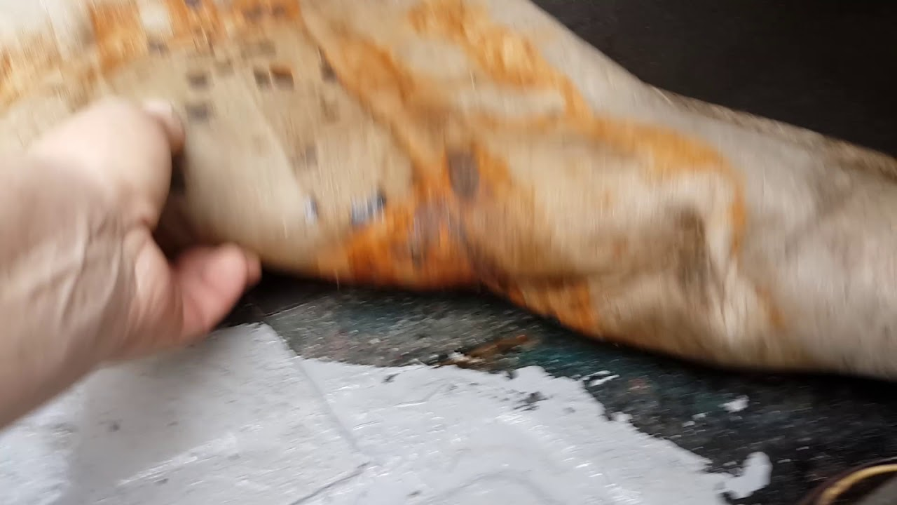 Москвич святогор ремонт правого порога