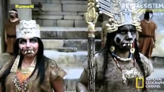 CHAVÍN DE HUANTAR -  A Roma dos Andes - Espanhol legenda