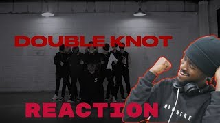 DANCER REACTS TO STRAY KIDS DOUBLE KNOT DANCE PRACTICE