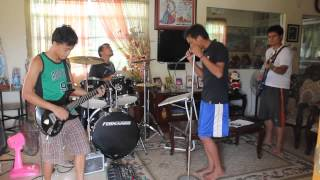 Gabi ng Lagim(With Drums Cover By The PERV Band)