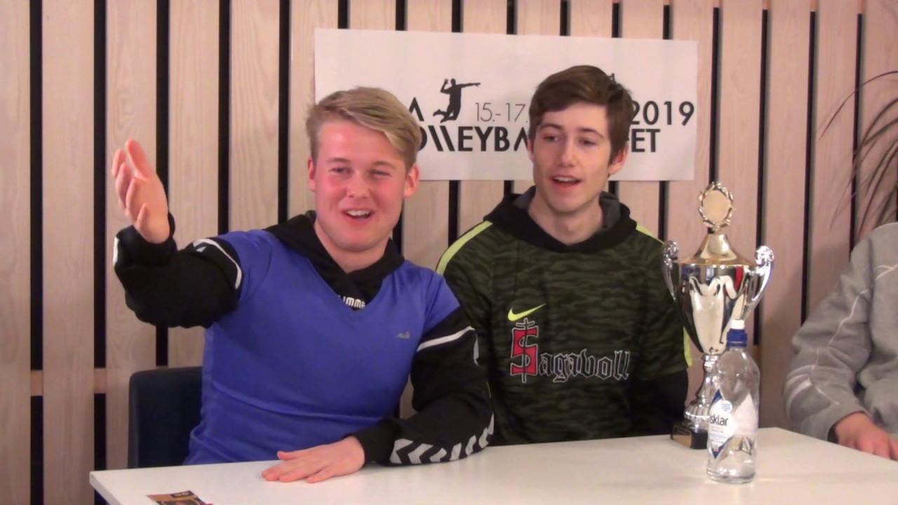 Volleyballtreffet Studio Søndag 2019