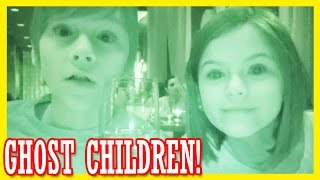 vuclip CREEPY GHOST CHILDREN!!  |  KITTIESMAMA