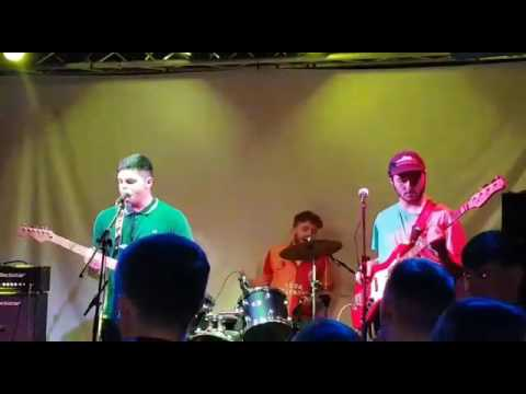 Weather Underground - Stepping Stone // live @ The Wiley Fox
