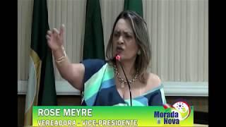 Rose Mayre pronunciamento 09 12 2017