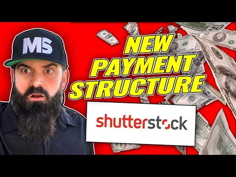 Shutterstock Stock Photography Contributor Earnings Payment Update Review
