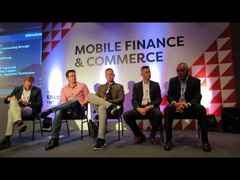 Seamless at AfricaCom 2017 | Panel Discussion: Growth in transacting through Digital Technology