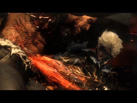Metal Gear Rising Revengeance Senator Armstrong [Revengeance Difficulty/S rank/No Damage]  