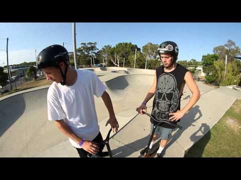 Ryan Williams VS James Morgan | Game of SCOOT
