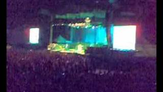 Iron Maiden - 12 Wasted Years in Bucharest 04.08.08 (N73 film)