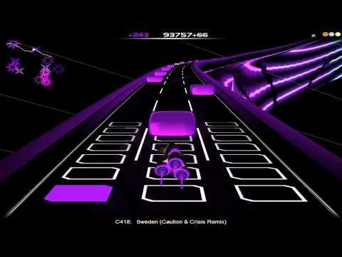 FTN [Dubstep] C418 - Sweden (Caution & Crisis Remix) (Minecraft Sound) [AudioSurf]