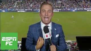 Taylor Twellman sounds off on USMNT coaching search | ESPN FC