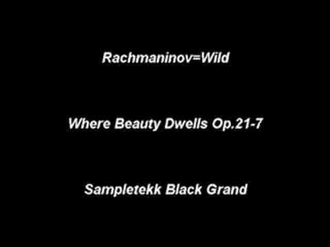 Rachmaninov (Arr.Earl Wild) - Where Beauty Dwells