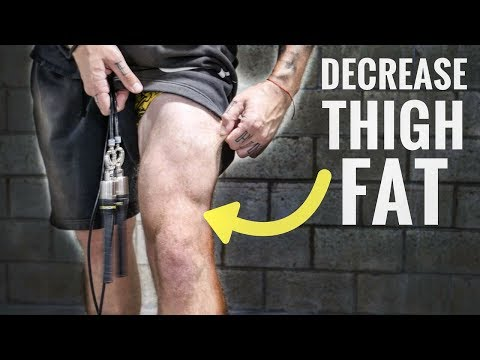 How To Reduce Thigh Fat In Gym