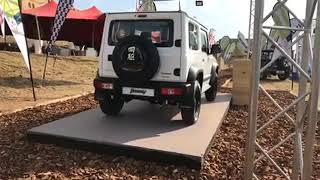 4 x 4 activations at Festival of Motoring
