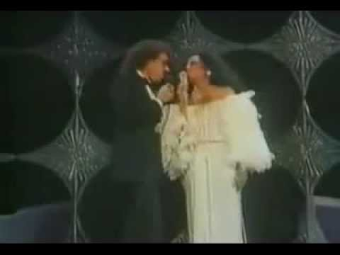 ENDLESS LOVE, Diana Ross & Lionel Ritchie