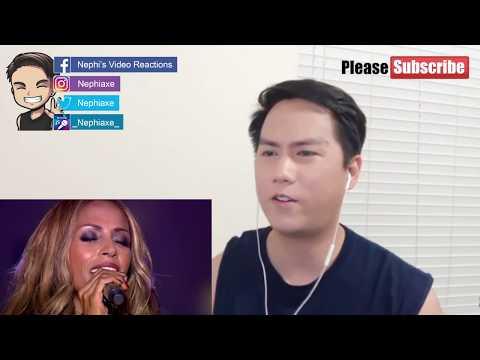 Glennis Grace  - Listen by Beyonce | REACTION